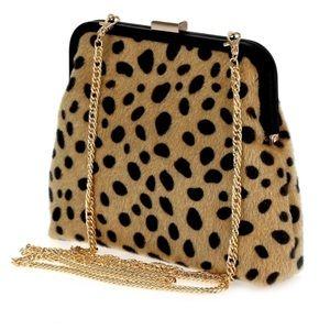 Handbags - HP💖 Cheetah print crossbody / clutch (brand new)